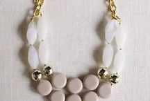 Statement Necklaces / Classic, chunky and simple necklaces to dress up your neckline! / by Kindling & Co.