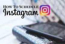 Instagram Marketing / Tips, tricks, and ideas for your Instagram marketing plan.