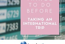 Travel / Travel tips and ideas, places to go, how to make the most of a trip, how to save money on trips or vacations, dream vacations, nomadic living, acting like a tourist in your own town.