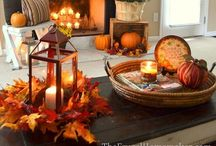 Fall Decoration / by Danielle Burns