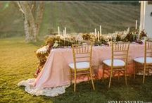 Making a Statement! / Wedding Cake Tables & Head Tables