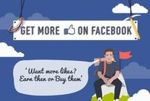 Facebook Marketing / From Facebook ads to mastering the Open Graph, this is your one-stop-board for all things Facebook marketing.