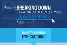 LinkedIn Marketing / Make those connections and help your brand reach the right people on LinkedIn.