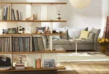 Storage / There's plenty of things in every househould that cause a mess. For such trivialities storage is inevitable. It helps to bring order to the chaos and apropos of nothing it can enrich your home.