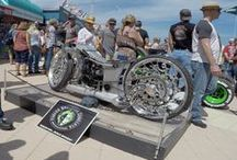 Biker Events / Biker Events - Motorcycle Rallies - Motorcycle Shows Staying up to date with the biker community events, rallies and motorcycle shows / by The Cheap Place