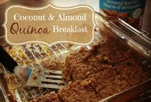 Breakfast Board / Breakfast casserole, breakfast recipes, breakfast muffins, breakfast smoothies / by Jody  @ MommyMoment.ca