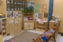 Ideas for classroom design  / by Play-Based Classroom (Gina)