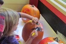 Autumn Activities for preschoolers