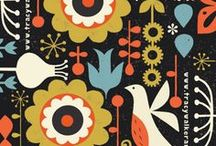 ⋮ prints + patterns ⋮ / All the best prints and patterns from all around the world... Fabulous stuff!