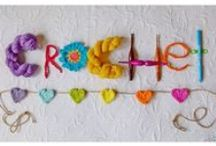 Crochet Patterns and Inspiration / by Amy Meyers