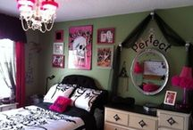 Amanda's Bed Room