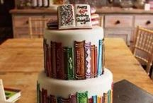 Literary Weddings / Books take center stage at these events.