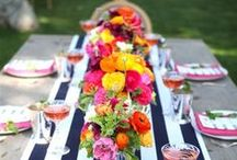 Wedding, Events, & Parties  / by Anna Maria Smith