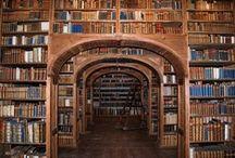 Libraries / by Rebekah Villon