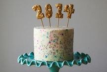 cake decorating. / cake/baked goods - decorating ideas / by Mallory Clancy