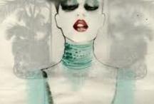 fashion images (turquoise)