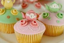 Queques / Cupcakes / by Paula Fonseca