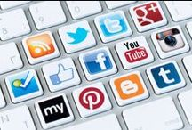 Social Media / This board is here to show you the professional benefits of social media and how it can aid you in your job search. / by University of Michigan-Flint Student Success Center