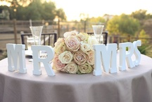 Wedding Things / by Christy Duran