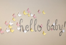 Hello baby! / planning a friends baby shower in November