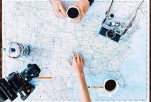 places to go/travel / by Allison Baswell