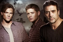 Winchester Boys ❤ / by Christy Duran