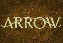 Arrow/ The Flash ➷➷ / by Cyndi Booth ☯☮♡☺