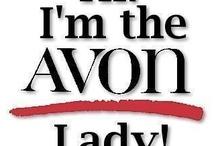 Hi, I'm your AVON lady! / by Brenda Kelly
