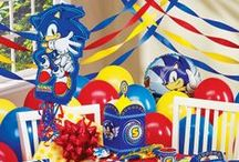 Meghan's 12th / Sonic the Hedgehog / by Christy Duran