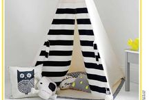 Kids' bedrooms / by Annabel Reeves