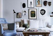Living Room / by GrayDayStudio { Abigail }