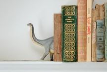 Bookmarks & Bookends