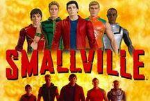 Smallville ✈ / by Cyndi Booth ☯☮♡☺