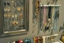 Make up, Jewelry and Accessories Organizing