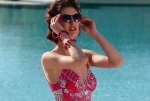 Filet Cordage / Lise Charmel, Filet Cordage Swimwear 2014, Bain 2014