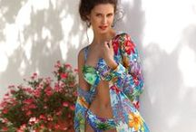 Floral Sauvage / Lise Charmel, Floral Sauvage Swimwear 2014, Bain 2014
