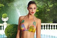 Irisation Tropical / Lise Charmel, Irisation Tropical Swimwear 2015, Bain 2015