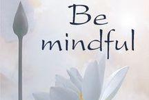 Meditation & Mindfullness