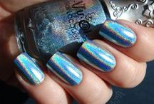 Pretty Things ~Nail Polishes I Own~ / Swatches of Polishes I Own / by Audrey