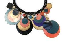 Wow Jewelry / Bold and inspiring statement necklaces. / by Christine Hornicke