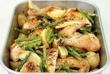 Recipes - Chicken / by Brittany Andy