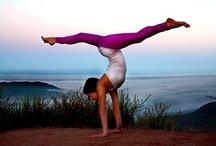 Yoga / by Ashleigh