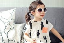 Little Fashionista / All things fashionable for girls / by Moms and Tots Magazine