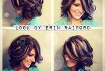 hair / by Victoria Gabrielson