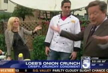 Onion Crunch Videos / Catch the latest videos about this new crunchy onion condiment.