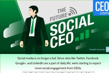 CEO Social Media / Articles and resources for CEO's and the C-suite who want to explore and adopt social technologies