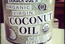 Coconut Oil Uses / by Michele