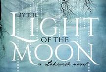 Writing: Lakeside / The Lakeside Series.  Book 1: Lakeside Moon (formerly: By the Light of the Moon). Book 2: A Taste of Winter