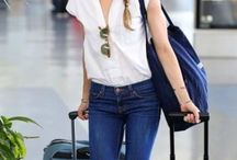 Airport Style / Airport style - because you don't have to look like a slob to fly. / by Alexis Sargent [StyleLogical]