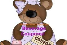 Domestic Divas Coupons-Beverage Coupons!! / Free printable beverage coupons!!